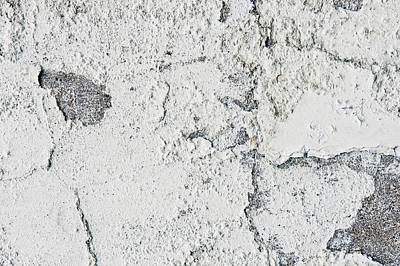 Background And Textures Photograph - Stone Wall by Tom Gowanlock