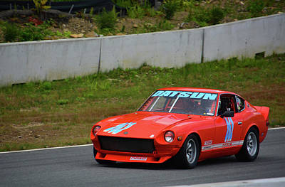 Photograph - 262 240z by Mike Martin