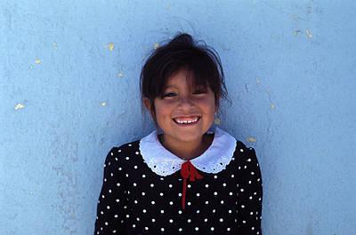 Cuidad Juarez Mexico Color From 1986-1995 Art Print by Mark Goebel