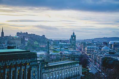 Photograph - Edinburgh by Edyta K Photography