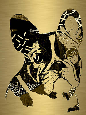 French Bulldog Collection Art Print