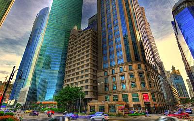 Architecture Digital Art - HDR by Super Lovely