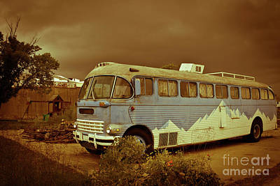 Photograph - Old 66 by Avril Christophe