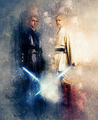 Recently Sold - Fantasy Royalty-Free and Rights-Managed Images - Star Wars by Elena Kosvincheva