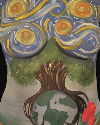 Photograph - 28. Dawn Burnett, Artist, 2018 by Best Strokes -  formerly Breast Strokes - Hadassah Greater Atlanta