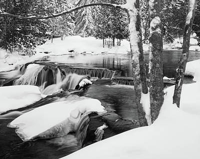 Photograph - -28 Degrees Fahrenheit by Vic Harris