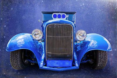 Photograph - 28 Roadster by Keith Hawley