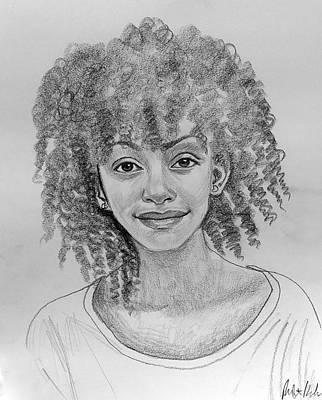 Drawing - Sample by Robert Korhonen