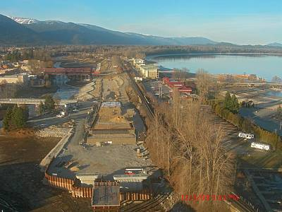Photograph - 28 Through Downtown Sandpoint by Jerry Luther