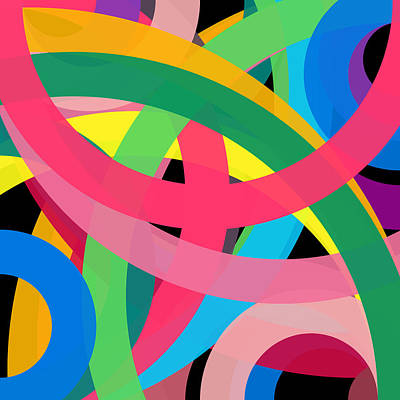 Drawing - 28657 - Phi Word Circle by REVAD David Riley