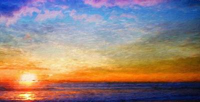 For Sale Painting - Nature Art Landscape by Margaret J Rocha