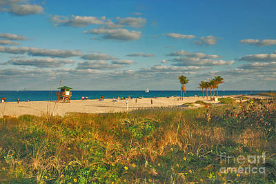 Photograph - 29- Greetings From Sunny Singer Island by Joseph Keane