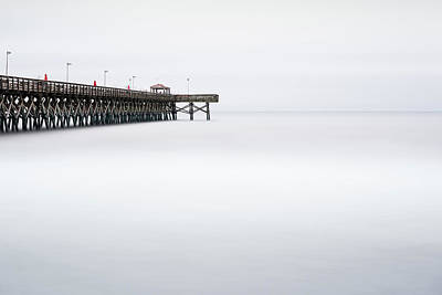 2nd Photograph - 2nd Avenue Pier Sunrise by Ivo Kerssemakers