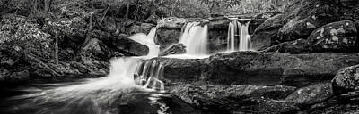 Tremont Photograph - 2nd Falls In Tremont by Jon Glaser