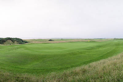 2nd Green, Royal Dornoch Original