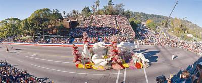 109th Tournament Of Roses Parade Art Print