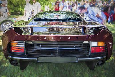 Jaguar Xj220 Photograph - 1993 Jaguar Xj 220 Super Car  by Rich Franco