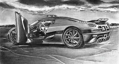 #3 2010 #3 Koenigsegg Ccx_agera Original by Gary Reising
