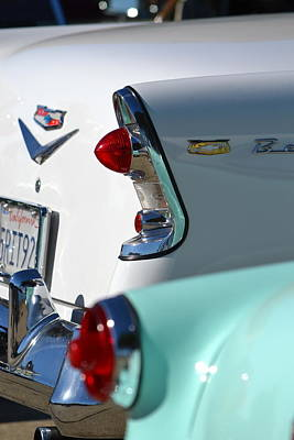 Photograph - 56 Chevy by Dean Ferreira