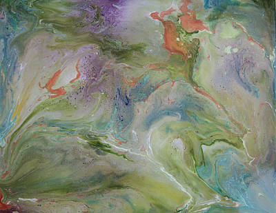 Photograph - Abstract by Dee Carpenter