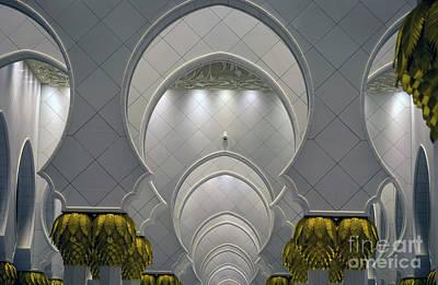 Photograph - Abu Dhabi by Milena Boeva