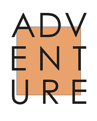 Lovers Mixed Media - Adventure  by Studio Grafiikka