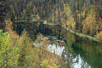 Photograph - Akassaivo by Aivar Mikko