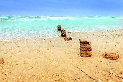 Photograph - Al Mughsayl Beach by Alexey Stiop