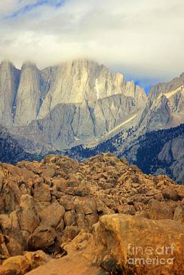 Photograph - Alabama Hills by Douglas Miller