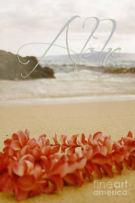 Digital Art - Aloha by Sharon Mau