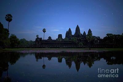 Angkor Wat Art Print by Stefano SmallBoy Tomassetti - Photodreamer
