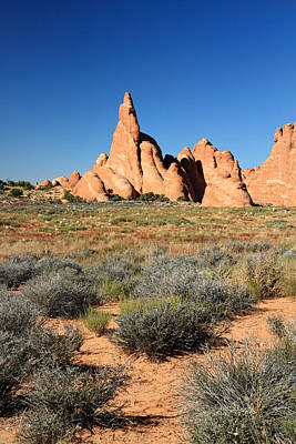 Photograph - Arches National Park by Pierre Leclerc Photography