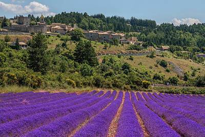 France Provence Photograph - Aurel - France by Joana Kruse
