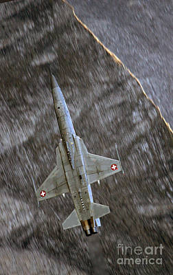 F5 Photograph - Axalp by Angel  Tarantella