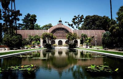 Photograph - Balboa Park - San Diego by L O C