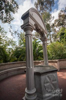 Photograph - Balboa Park, San Diego by Richard Smukler
