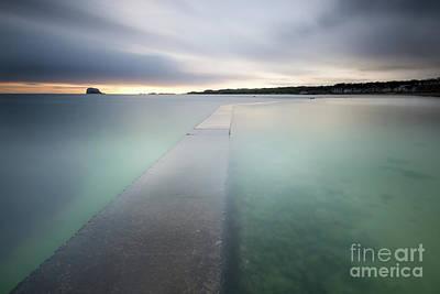 Claude Monet - Beach View of Bass Rock by Keith Thorburn LRPS EFIAP CPAGB