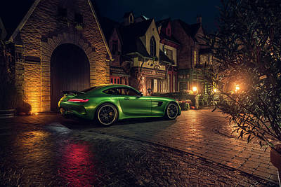 Photograph - Beast Of The Green Hell by Gijs Spierings