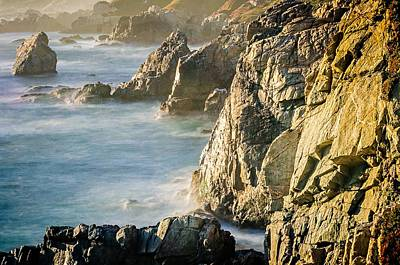 Photograph - Beautiful Landscapes Around Big Sur California by Alex Grichenko