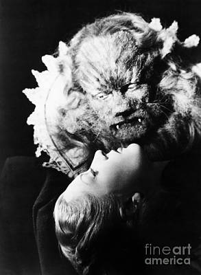 Jean Cocteau Photograph - Beauty And The Beast, 1946 by Granger