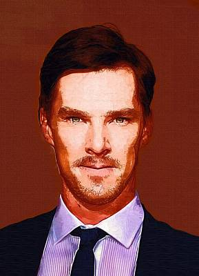 Benedict Cumberbatch  Art Print by Best Actors
