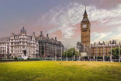 Photograph - Big Ben by Bill Howard