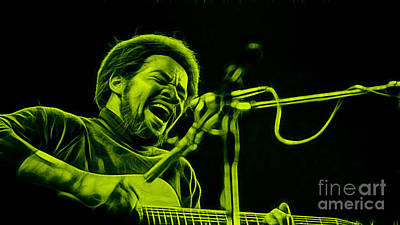 Singer Mixed Media - Bill Withers Collection by Marvin Blaine