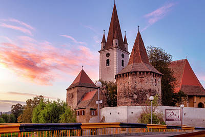 Photograph - Biserica Sfantul Servatius by Fabrizio Troiani