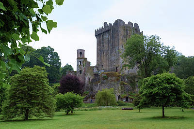 Blarney Castle - Ireland Art Print by Joana Kruse