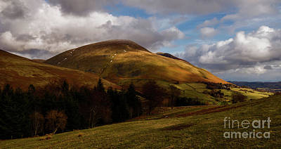 Photograph - Blencathra by John Collier
