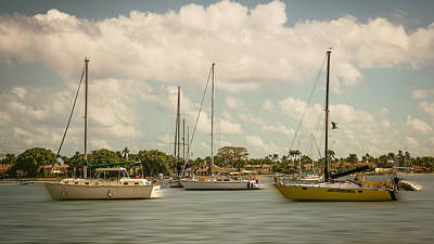 Photograph - 3 Boats by Jody Lane