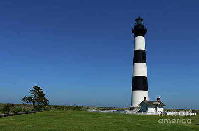 Photograph - Bodie Island Lighthouse by Christiane Schulze Art And Photography