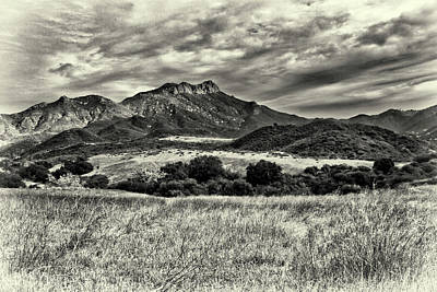 Boney Mountain Original by Arthur Bohlmann