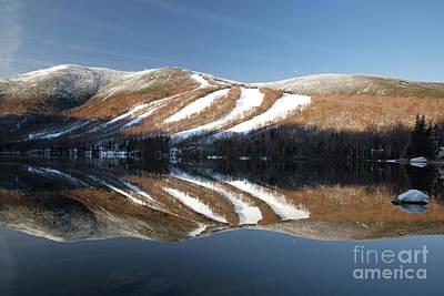 Cannon Mountain - White Mountains New Hampshire Usa Art Print by Erin Paul Donovan